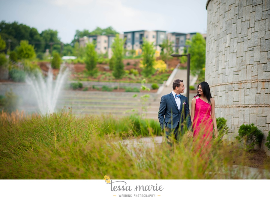 old_fourth_ward_engagement_session_outdoor_candid_emotional_pictures_0002