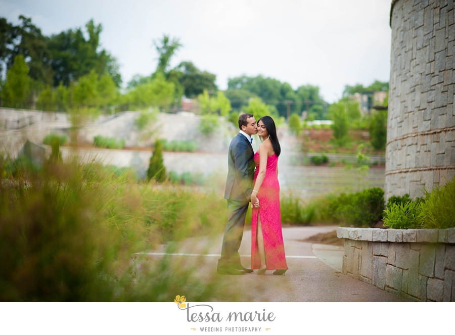 old_fourth_ward_engagement_session_outdoor_candid_emotional_pictures_0005
