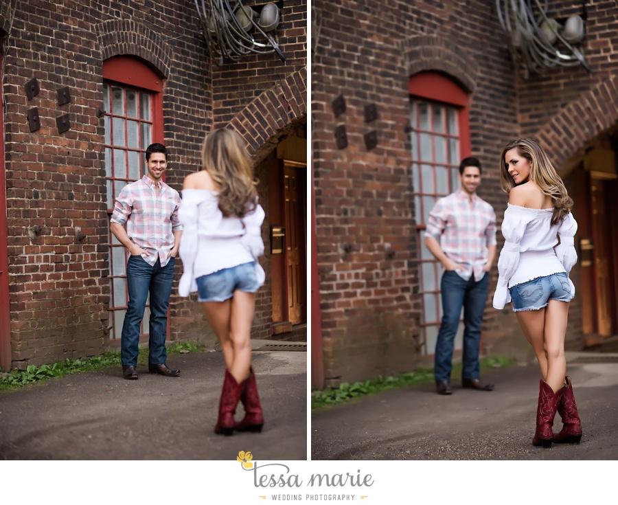 46_goat farm engagement pictures portrait session