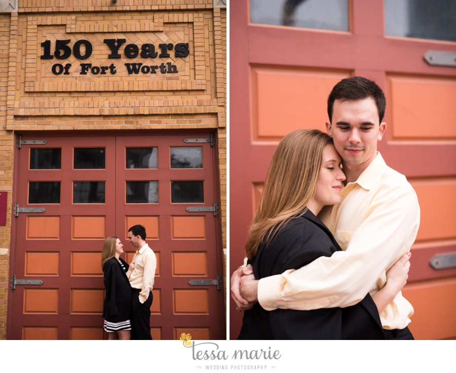 fort worth engagement pictures texas wildflower engagement pictures-0020