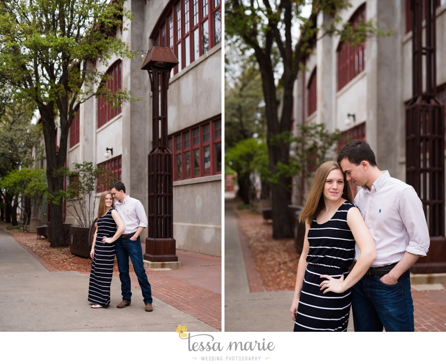 fort worth engagement pictures texas wildflower engagement pictures-0036