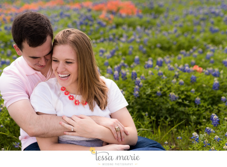 fort worth engagement pictures texas wildflower engagement pictures-0061