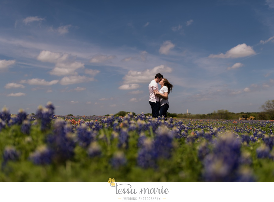 fort worth engagement pictures texas wildflower engagement pictures-0065