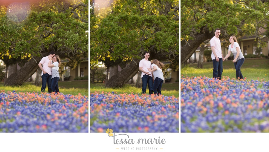 fort worth engagement pictures texas wildflower engagement pictures-0077