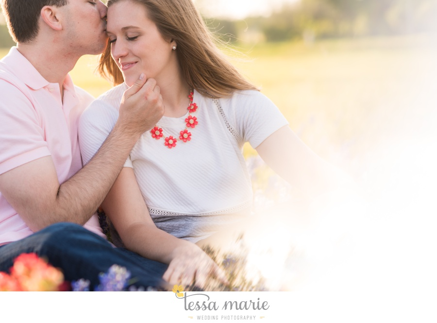 fort worth engagement pictures texas wildflower engagement pictures-0083